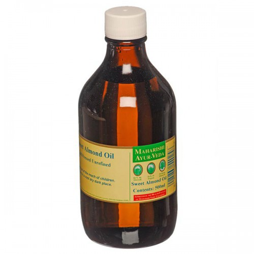 Sweet Almond Oil Cold Pressed-100ml
