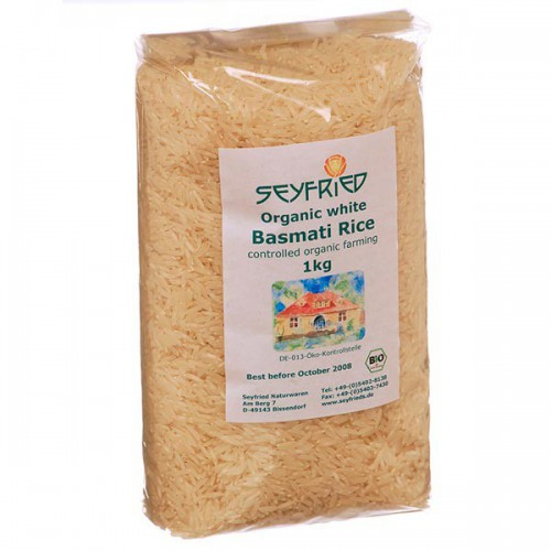 Rice-Organic 1kg