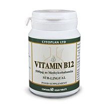 Cytoplan Vitamin B12