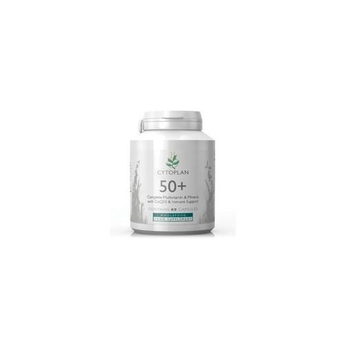 50+  Multi-Vitamin