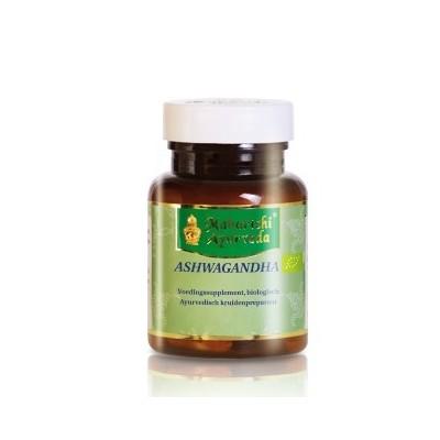 Ashwagandha - 60 Organic tablets