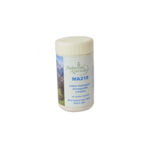 MA218 Indian Asparagus/Aswagandha formula