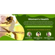 Women's Health Webinar Replay