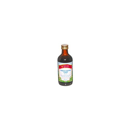 Throat Soothe Syrup - 200 ml